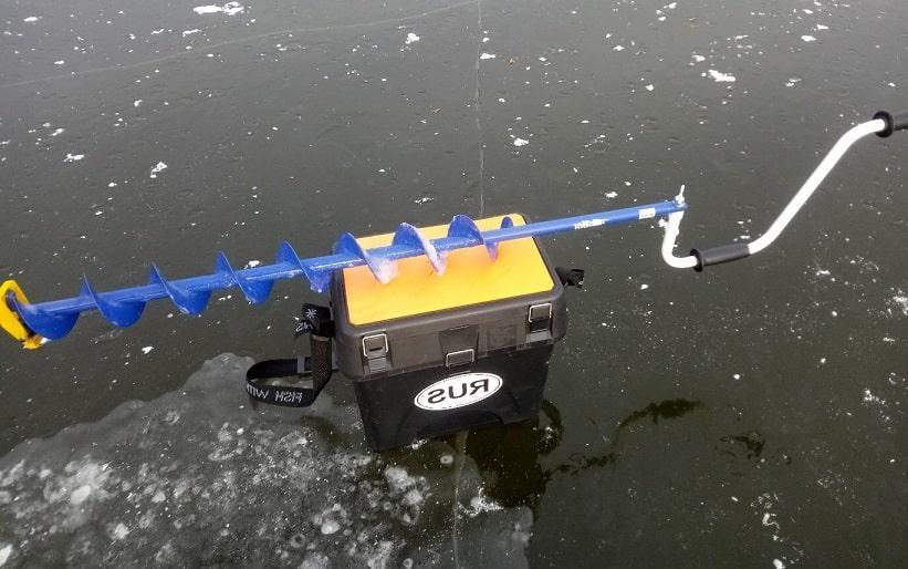 Зимние снасти для ловли ротана.