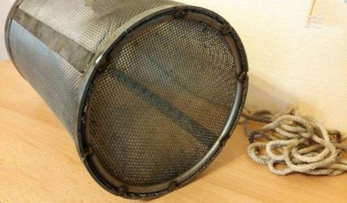 Как намыть мотыля